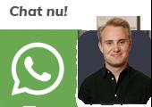 WhatsApp met ons!